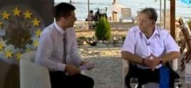 'ЕУ Караванот' на Македонската Телевизија помина и низ Преспа