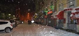 Премиерот Груевски свика кризен штаб за справување со невремето во Ресен и околните градови