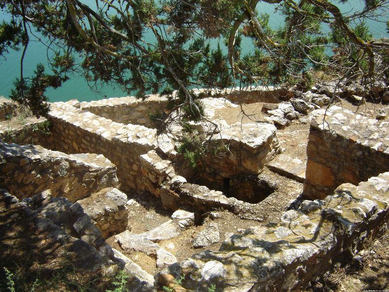Golem grad prespa arheologija 122