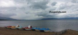 Дождливото време ги испразни плажите
