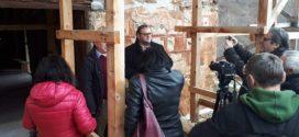 """Алаѓозовски: """"Стручната, внимателна и одговорна реставрација на манастирот во Курбиново е наш врвен приоритет"""""""